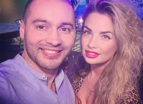 Андрей Черкасов принимает поздравления с женитьбой
