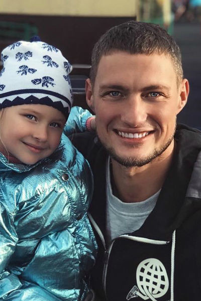 Многие заметили внешнее сходство Задойнова с дочерью