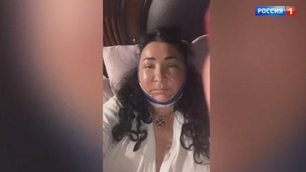 Лолита через какое-то время после операции