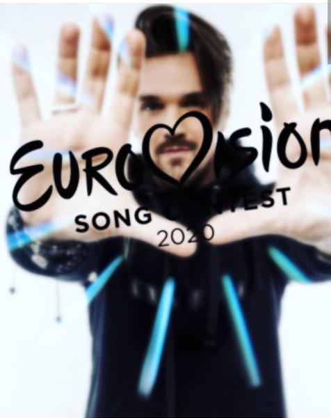 Певец давно мечтает об участии в «Евровидении»