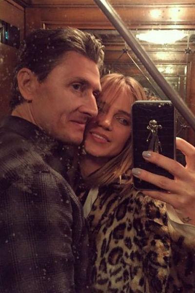 Наталья счастлива в отношениях с мужем