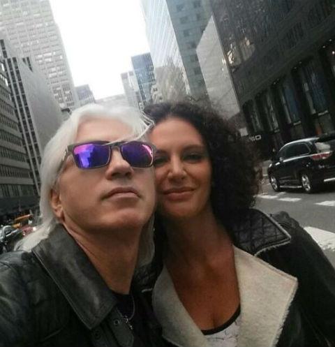 Звездная пара много путешествовала по миру