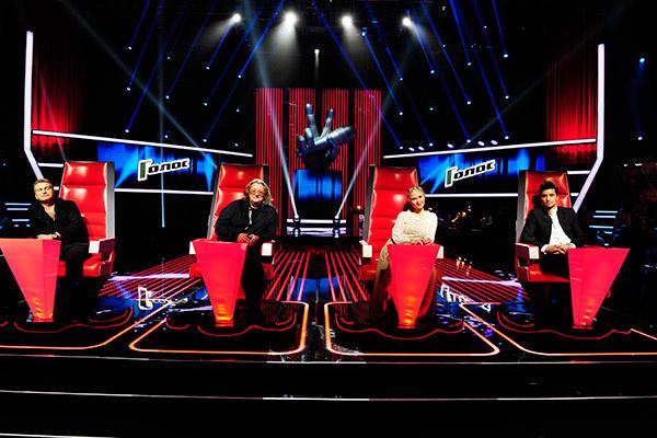 Телепроекты «Голос» и «Голос. Дети» стали новым словом музыкального вещания в России