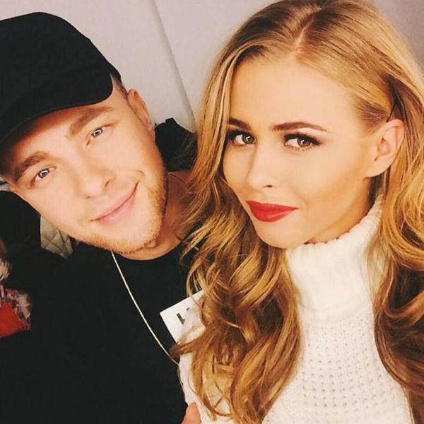 Егор Крид и Анастасия Смирнова