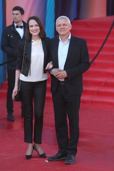 Александр Галибин c женой Ириной