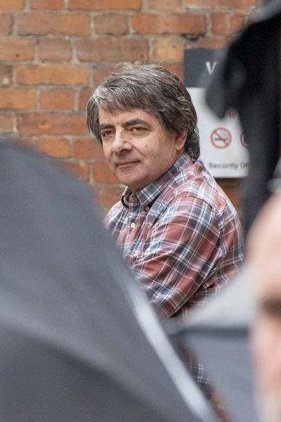 Британский актер удивил новым имиджем