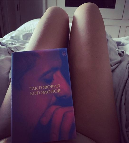 Сама Ксения Собчак не раз демонстрировала обнаженное тело в соцсетях