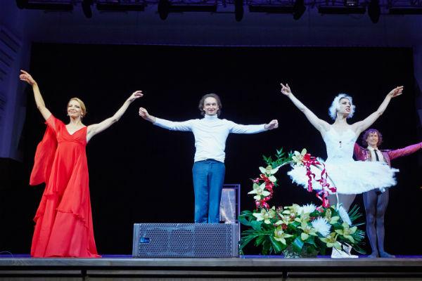 Стиль жизни: Илзе Лиепа представит спектакль  «Прыжок в свободу» – фото №2