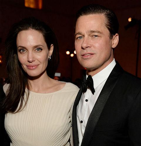 Анджелина Джоли сжалилась над Брэдом Питтом