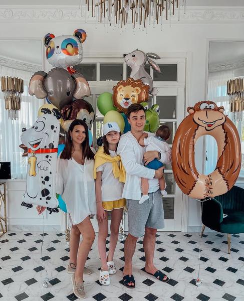 Катя с супругом мечтали стать многодетными родителями