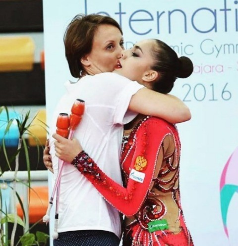 Амина Зарипова и Маргарита Мамун
