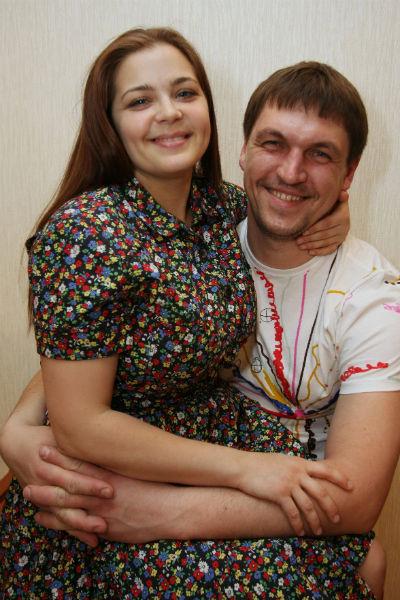 На момент романа с Натальей Орлов состоял в браке с Ириной Пеговой