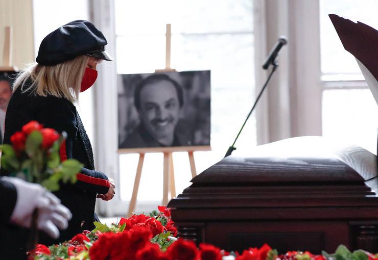 Алла Борисовна считала Краснова близким человеком