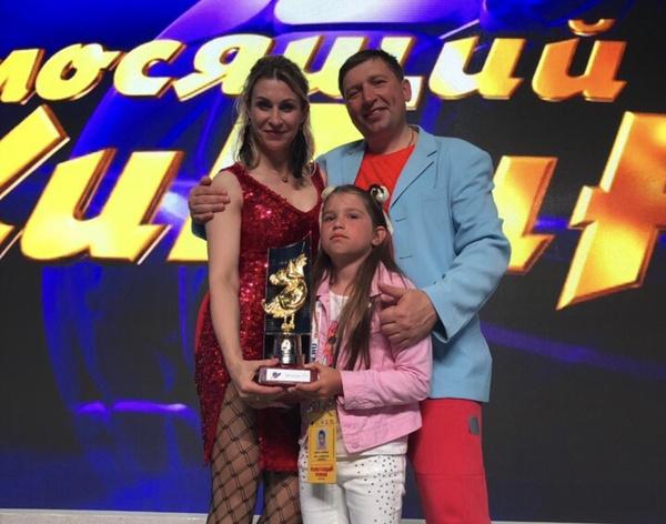 Евгения и Сергей воспитывают двух дочерей