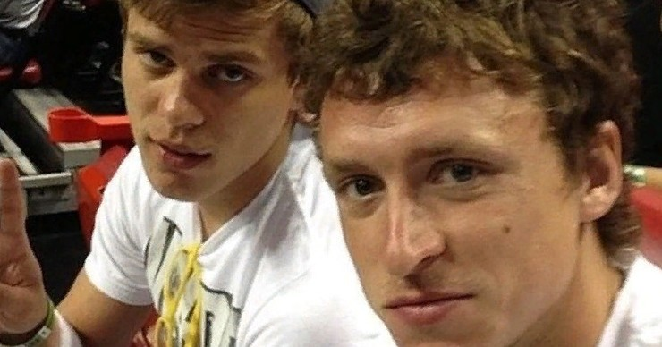 Александр Кокорин и Павел Мамаев избили чиновника в ресторане