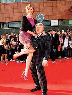 Ирина и Владимир Турчинские