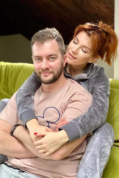 Екатерина с мужем отметили 10 лет брака