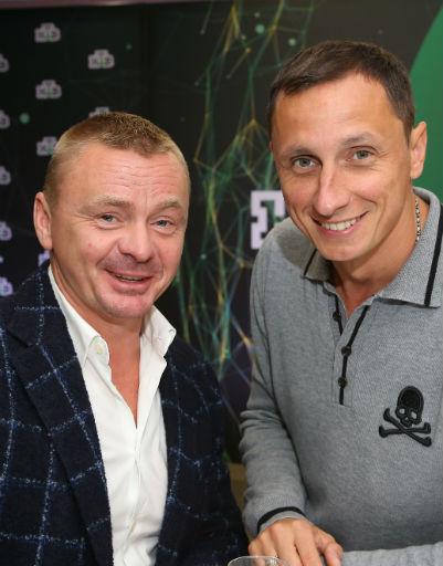 Владимир Сычев и Вадим Галыгин