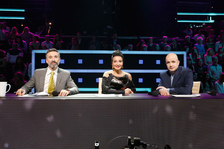 Хореограф был членом жюри в шоу «Танцуют все!»