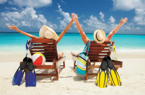 Как съездить в отпуск с мужем и не развестись