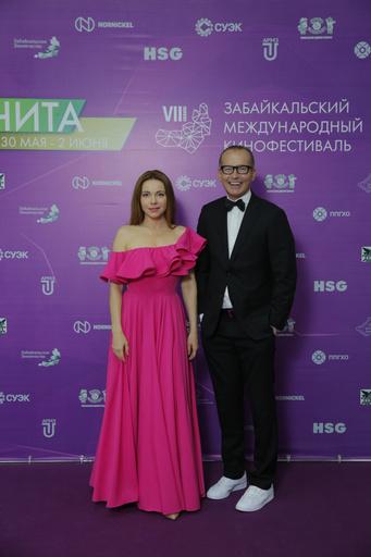 Екатерина Гусева и Андрей Руденский