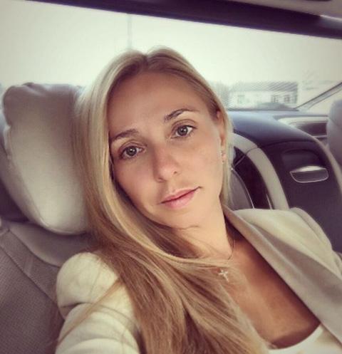 Татьяна Навка повеселилась на торжестве подруги