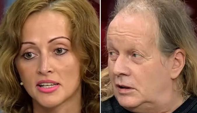 Возлюбленная Криса Кельми заподозрила его супругу в совершении преступления