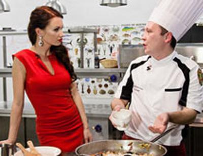 Евгения Феофилактова открыла собственное кулинарное шоу