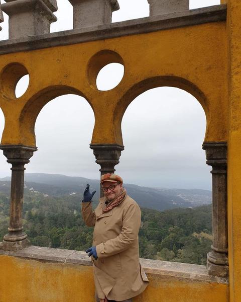 Васильев был в марте в Португалии