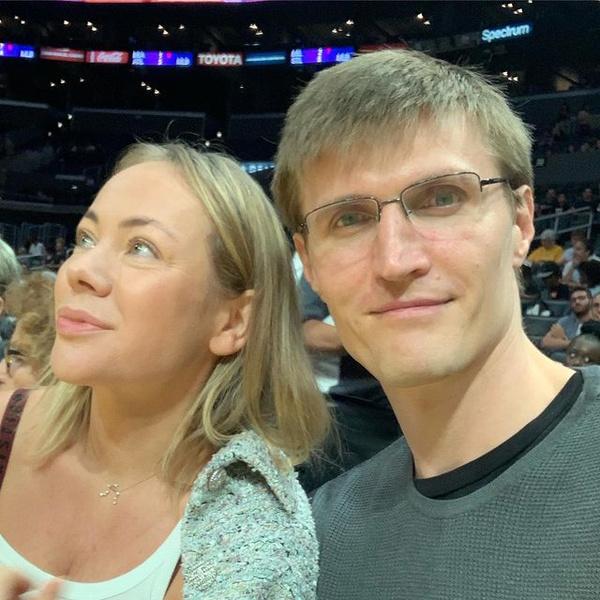 Мария и Андрей Кириленко
