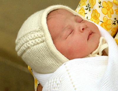 Экстрасенс: Британская принцесса Шарлотта – это реинкарнация Дианы