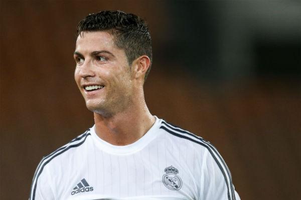 Криштиану Роналду подшутил над жителями Мадрида