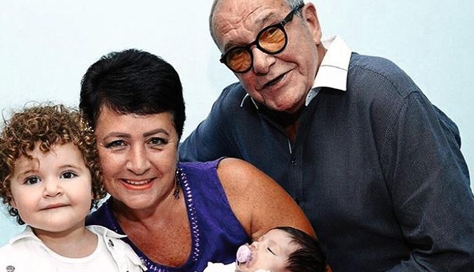 Эммануил Виторган заплатил два миллиона, чтобы стать отцом в четвертый раз