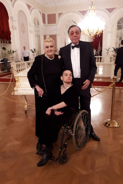 Мария Баталова родилась с ДЦП, но при этом стала талантливым литератором и уважаемым критиком