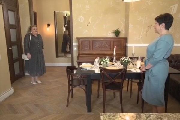 Ирина Муравьева пришла в восторг от увиденного