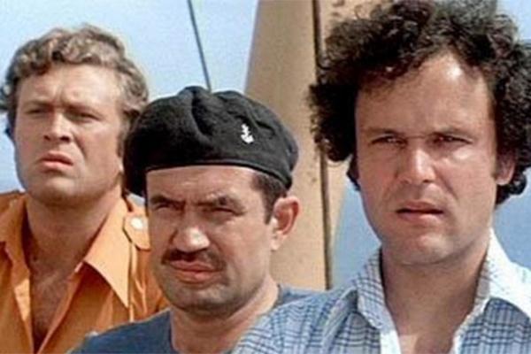 Фильм с участием Георгия Мартиросяна «Пираты 20-го века» стал культовым