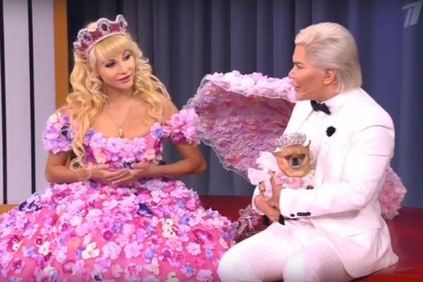 Живой Кен мечтает найти свою Барби