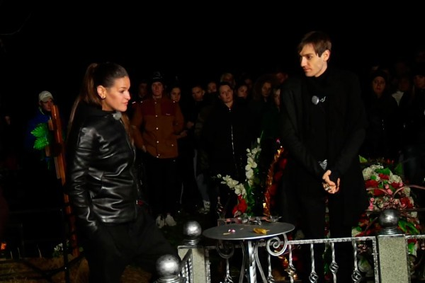 Виктория Райдос и Александр Шепс работали вместе в шоу «Экстрасенсы ведут расследование»