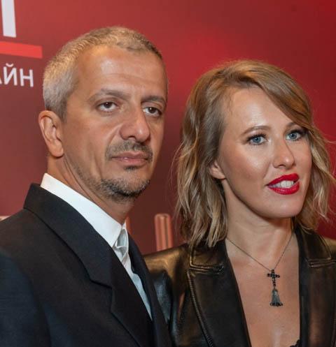 Константин Богомолов: «Хорошо ли я влияю на Ксению, не мне судить»