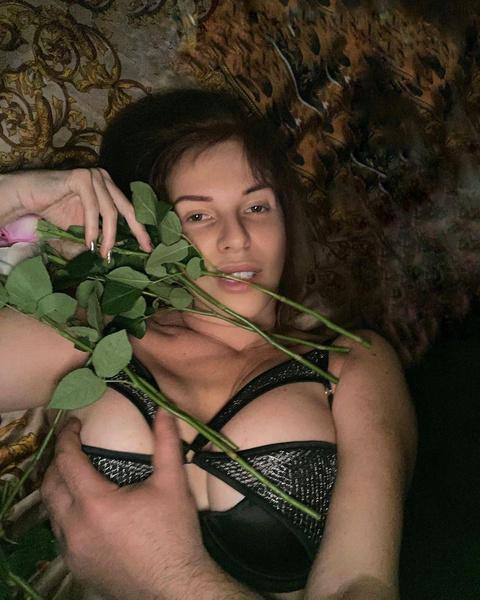 Наталья Штурм показала откровенные кадры