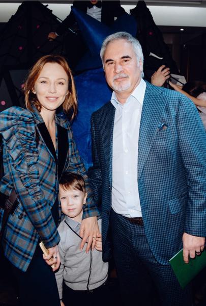 В 2014-м у Альбины Джанабаевой и Меладзе родился сын Лука