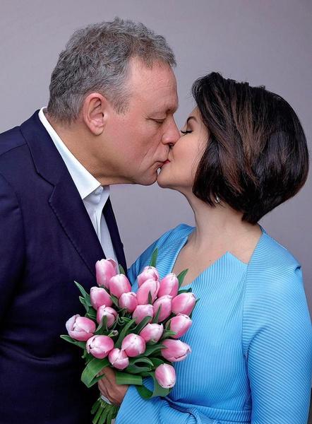 Свадьба влюбленных прошла в одном из московских загсов
