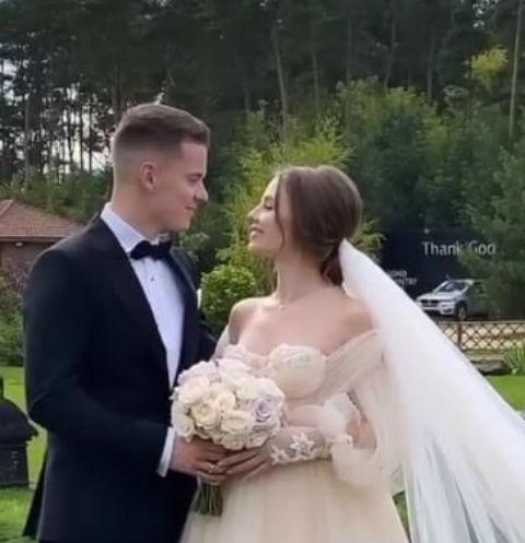 Арсений Шульгин и его супруга Лиана