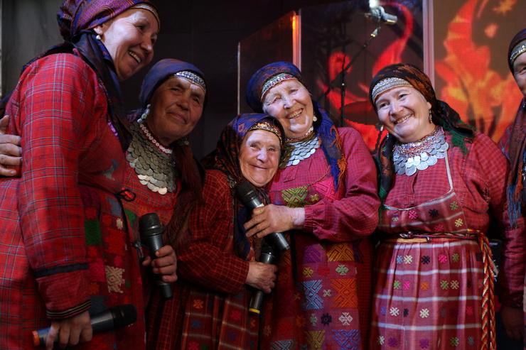 Наталью Пугачеву называли самой милой из «Бурановских бабушек».
