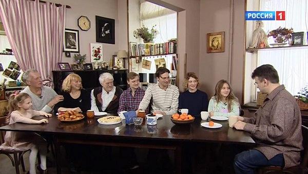 Колесниковы рассказывают Тимуру Кизякову о семейных традициях