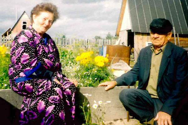 Валентина Андреевна 12 лет назад осталась без супруга