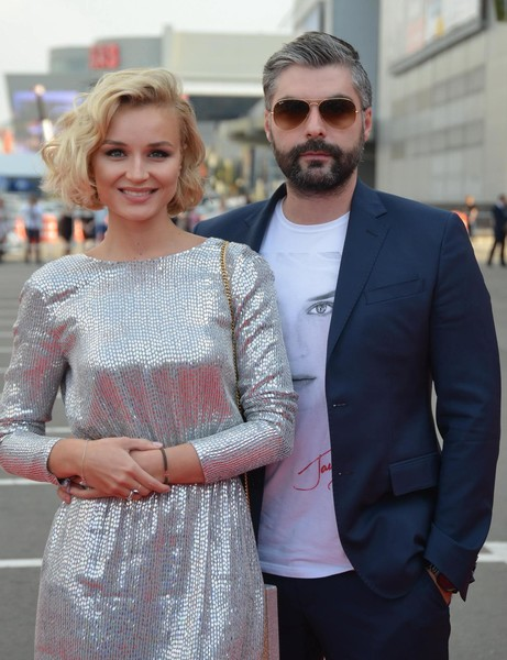 Полина Гагарина и Дмитрий Исхаков
