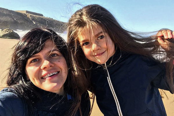 Наталья до сих пор не может объяснить дочери, почему папа с ней не общается