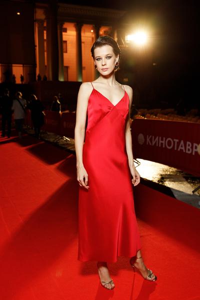 Катерина Шпица выглядела безупречно