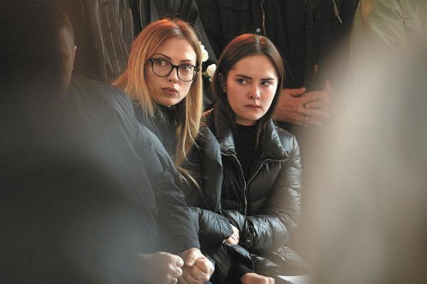 Единственной наследницей певца признали 17-летнюю Агнию Осину. На фото – с мамой Натальей Черемисиной